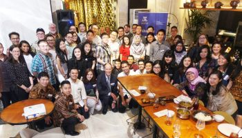 KSP EVENTS Annual University of Melbourne Event in Jakarta 2018